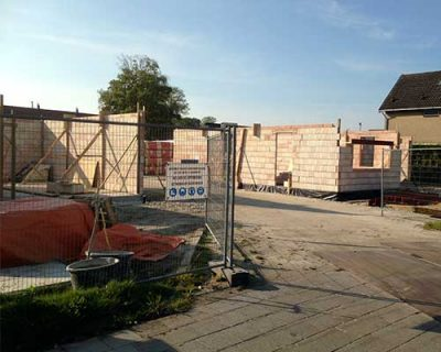 Bouwbedrijf Drachten van Wieren nieuwbouw