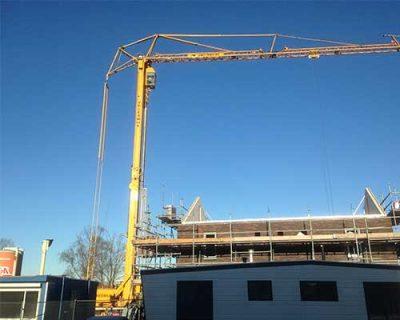 Bouwbedrijf van Wieren nieuwbouw Drachten