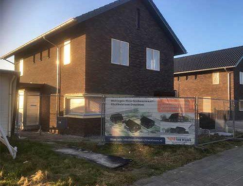4 Nieuwbouwwoningen Drachten