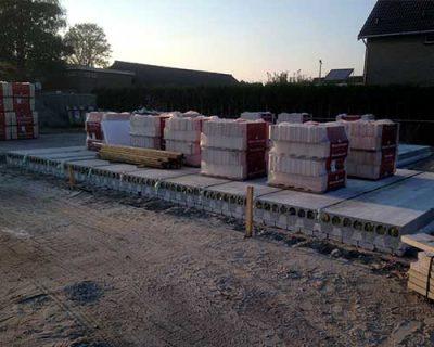 Nieuwbouw Bouwbedrijf van Wieren Drachten