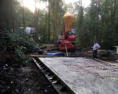Projecten van Bouwbedrijf van Wieren in Drachten