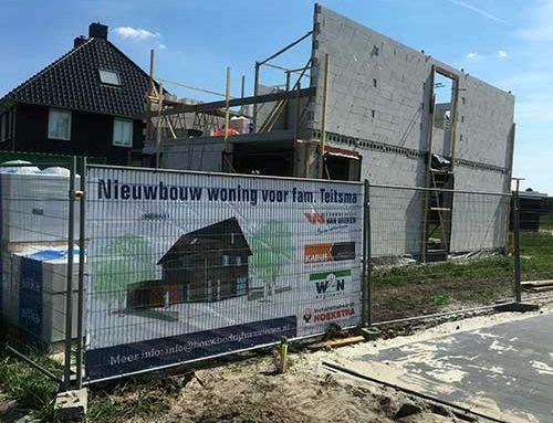 Nieuwbouwwoning Zilverschoon