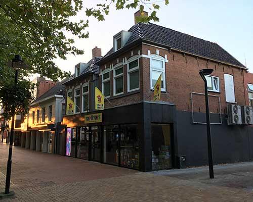 Renovatie winkelpand Kade Drachten